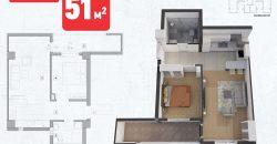 зграда 7, подкровје, стан 21