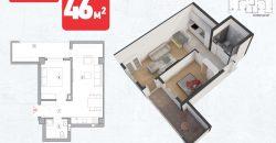 зграда 8, подкровје, стан 24