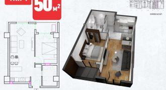 Зграда 55, кат 5, стан 41