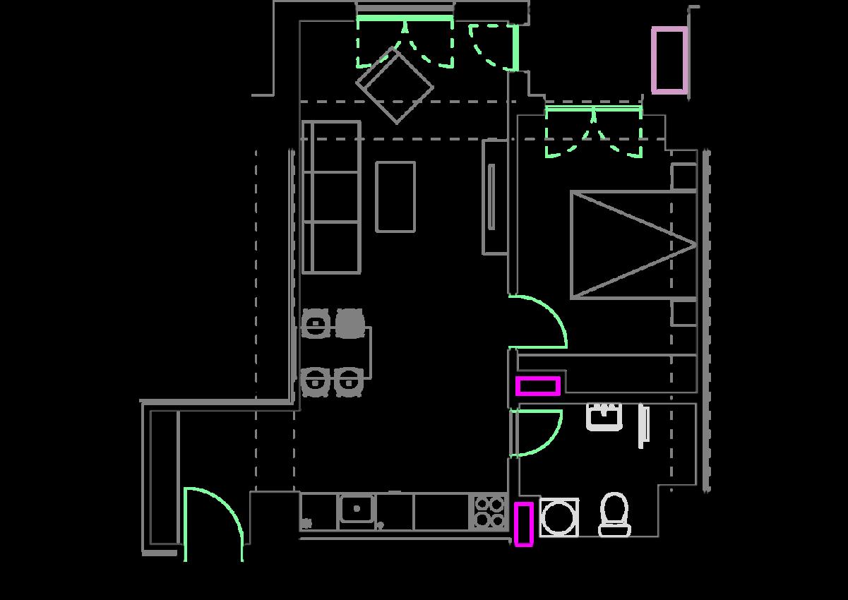 Зграда 55, кат 7, стан 70