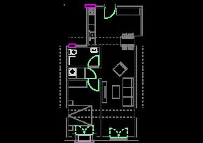 Зграда 55, кат 2, стан 13