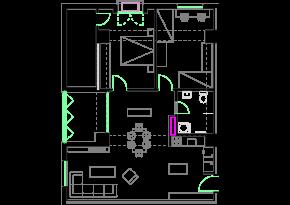 Зграда 55, кат 3, стан 28
