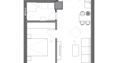 Зграда 55, кат 5, стан 46