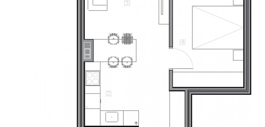 Зграда 55, кат 9, стан 90