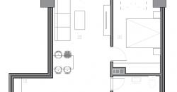Зграда 55, кат 4 ,стан 40