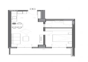 Зграда 55, кат 1, стан 5